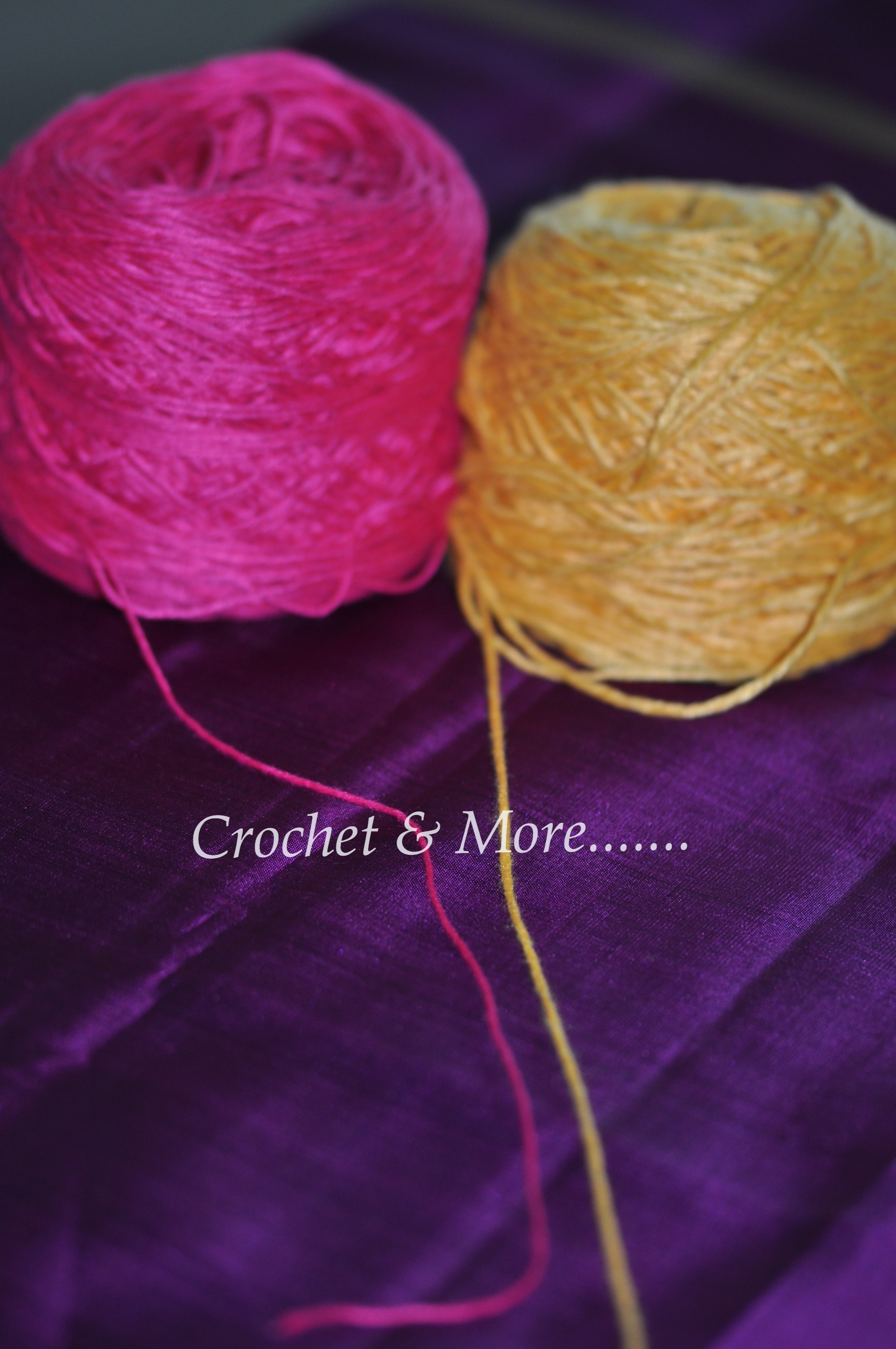 Difference Between Knitting And Weaving : Whats the difference between latch hook and crochet styles