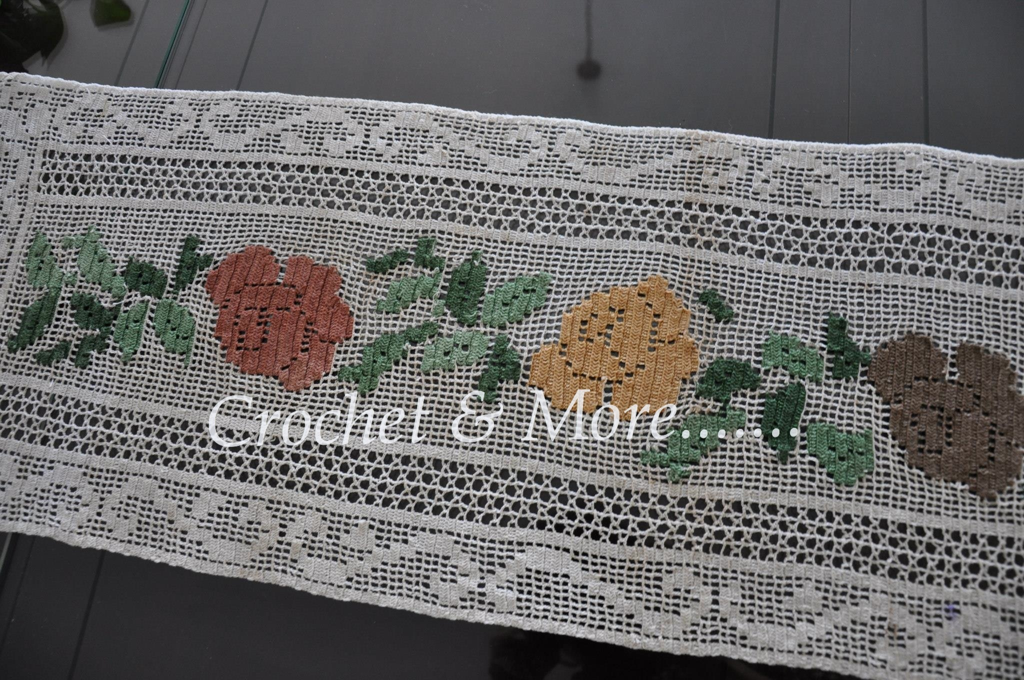 Filet Crochet – How to and Patterns | crochetnmore