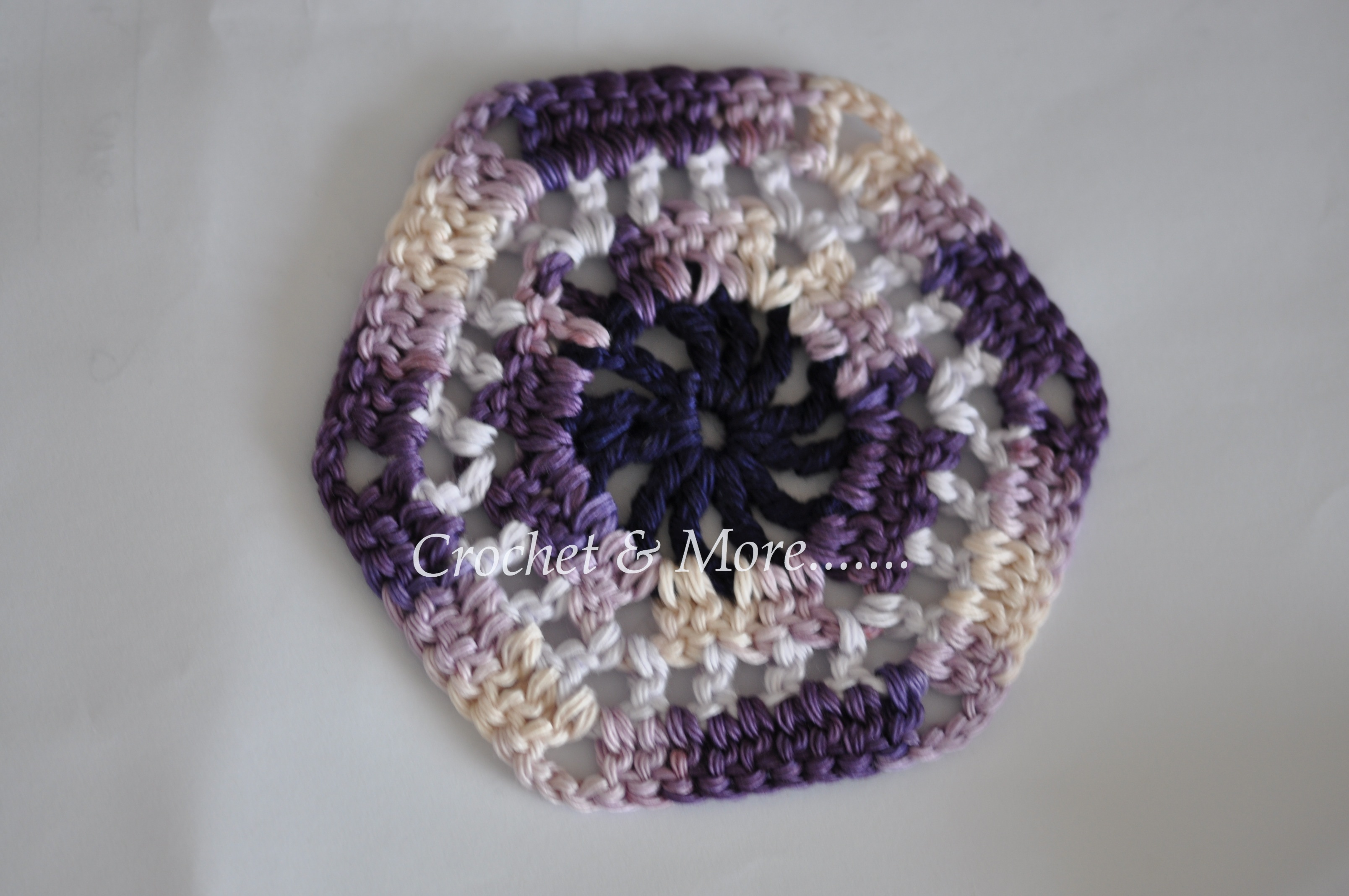Crocheting Hexagons : crocheting hexagons is a challenge as well as a huge boost to your ego ...