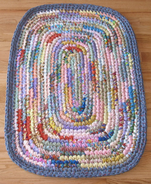 Crochet Rectangles Crochetnmore